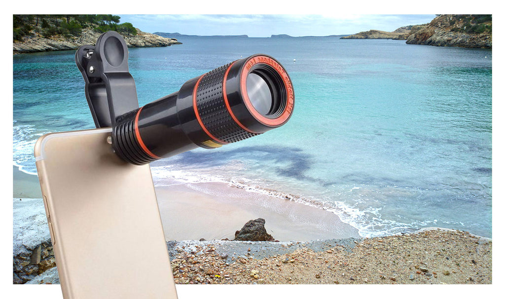 Capture Ibiza like you never did before
