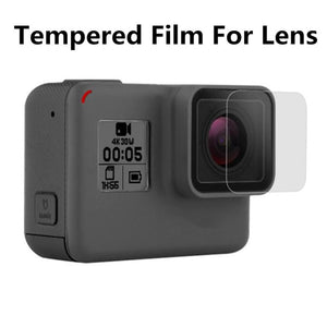 Tempered Film For Gopro Hero 7 6 5