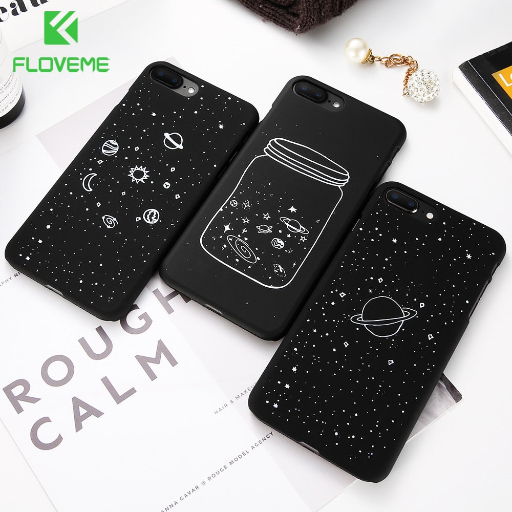 FLOVEME Phone Case For iPhone 6 6s Luxury