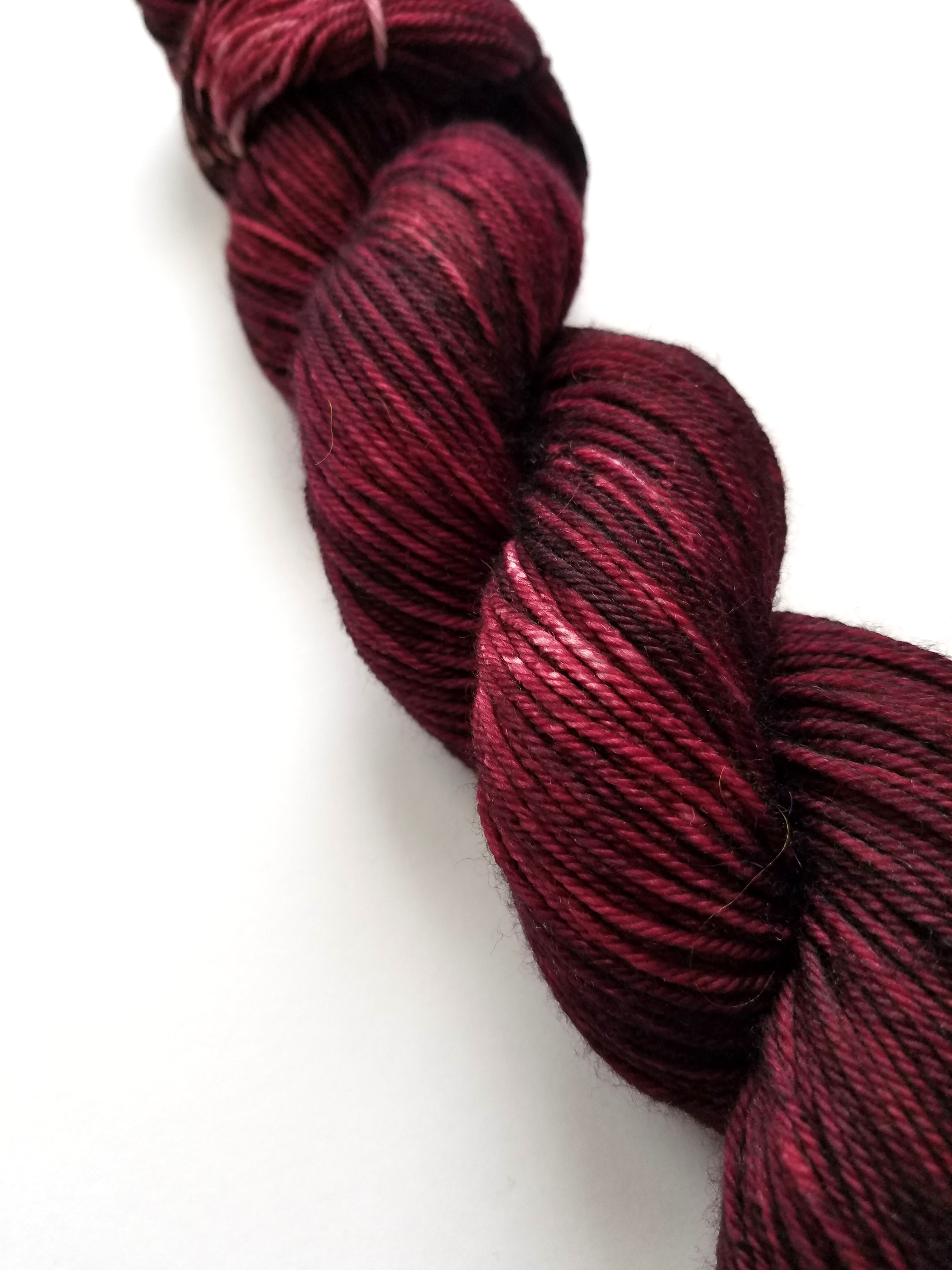 Date Night Hand Dyed Yarn Limited
