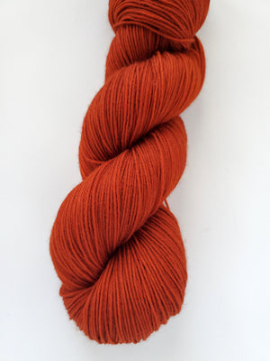Hessonite Hand Dyed Yarn