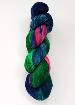 Out There Hand Dyed Yarn