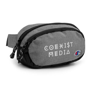 Coexist Media - Champion fanny pack