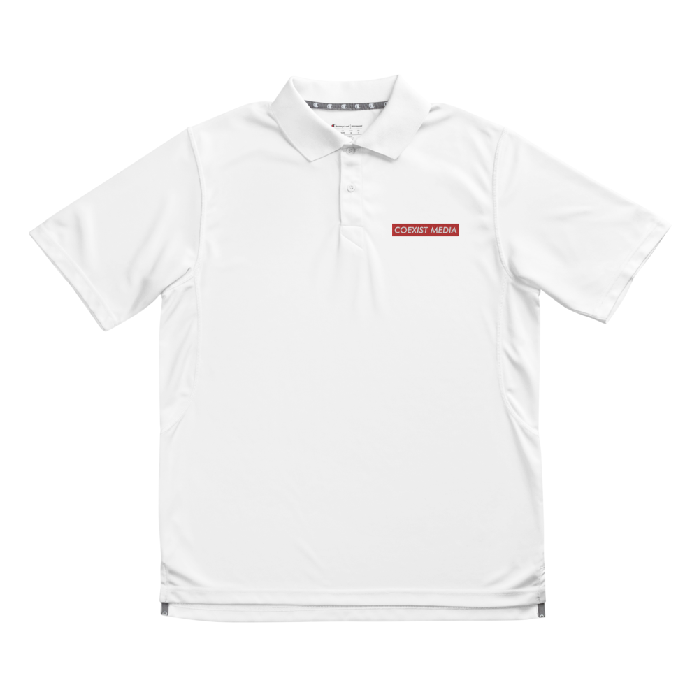 Coexist Media - Champion Performance Polo