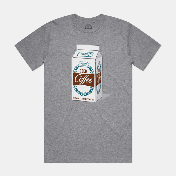 Mens Carton Tee - Grey