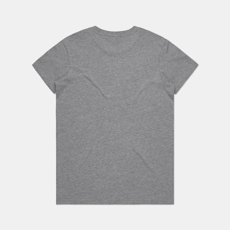 Ladies Carton Tee - Grey