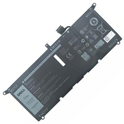 Genuine Dell XPS 13 9370 battery 52Wh