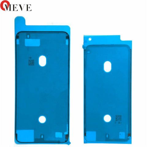 10pcs/lot 3M Waterproof Sticker For iPhone 6S 6SP 7 8 Plus X Front Housing LCD Touch Screen