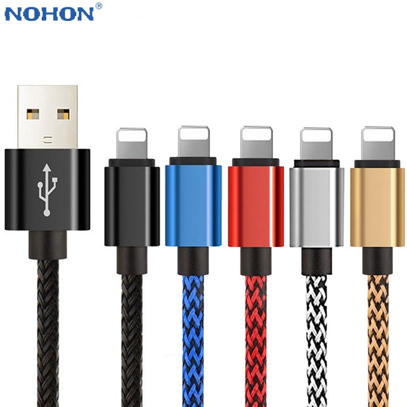 1m 2m 3m Data USB Charger Cable For iPhone 6 S 6S 7 8 Plus 5 5S 5C SE 10 X XR XS Max Origin Short
