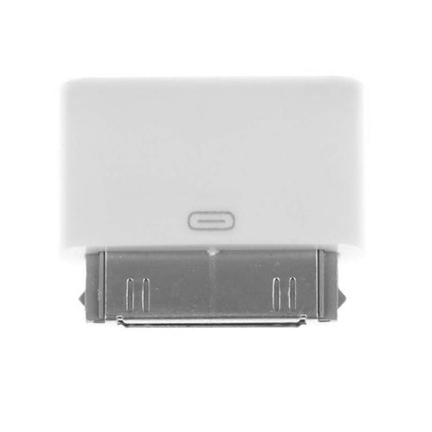 8pin Female to 30pin Male Adapter Converter for iPhone 4 4S iPad2 3 iPad Touch3 4 IOS Adapter
