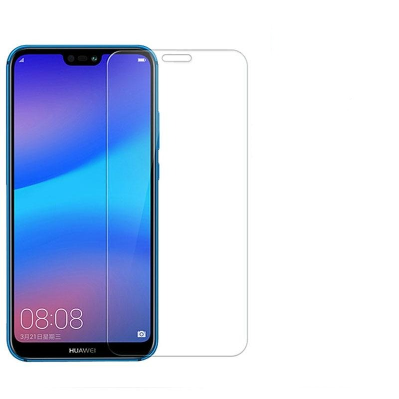2Pcs/lot Full Tempered Glass For Huawei P20 Lite Screen Protector  Glass For Huawei P20 P20 Pro