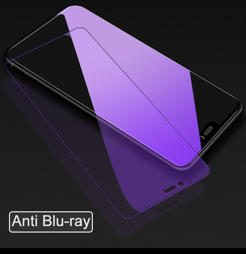 2pcs/lot Full Tempered Glass For Oneplus 6 6T 7 Glass Screen Protector 2.5D tempered glass For one