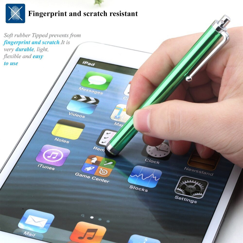 3in1 Capacitive Touch Screen Stylus for Samsung Galaxy Xcover 4 , Xcover3 , Wide2 , Z4 ,Express