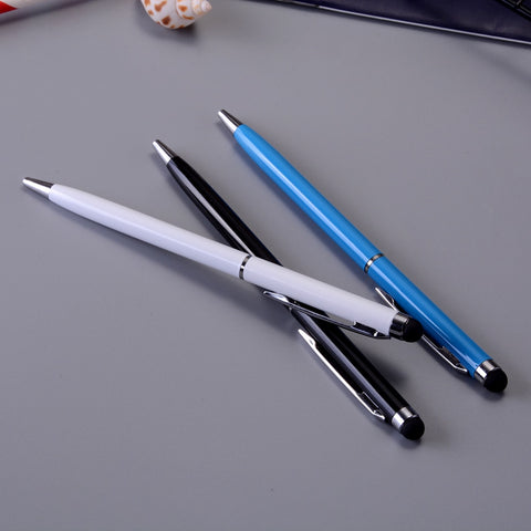 5PCS Multifunction Fine Point Round Thin Tip Touch Screen Pen Capacitive Stylus Pen For Smart