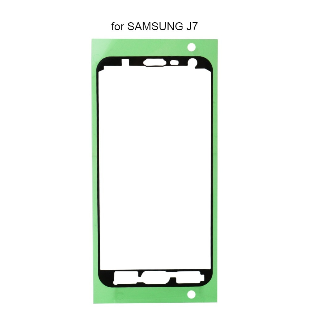 5Pcs Front Sticker Tape Adhesive for Samsung Galaxy J3 J5 J6 J7 LCD Touch Screen Housing Cover