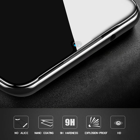 6D Glass for Xiaomi Redmi Note 7 6 Pro 6A 7A Screen Protector on Redmi 6 7 Protective Glass for