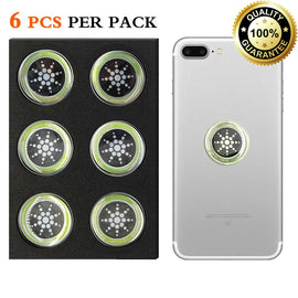 6pcs Quantum Shield Sticker Mobile Phone Sticker