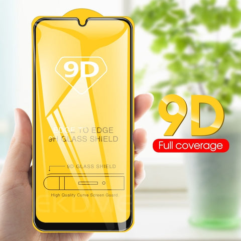9D Full Cover Tempered Glass For Samsung Galaxy A30 A50 M30 M10 M20 M40 Screen Protector For Samsung
