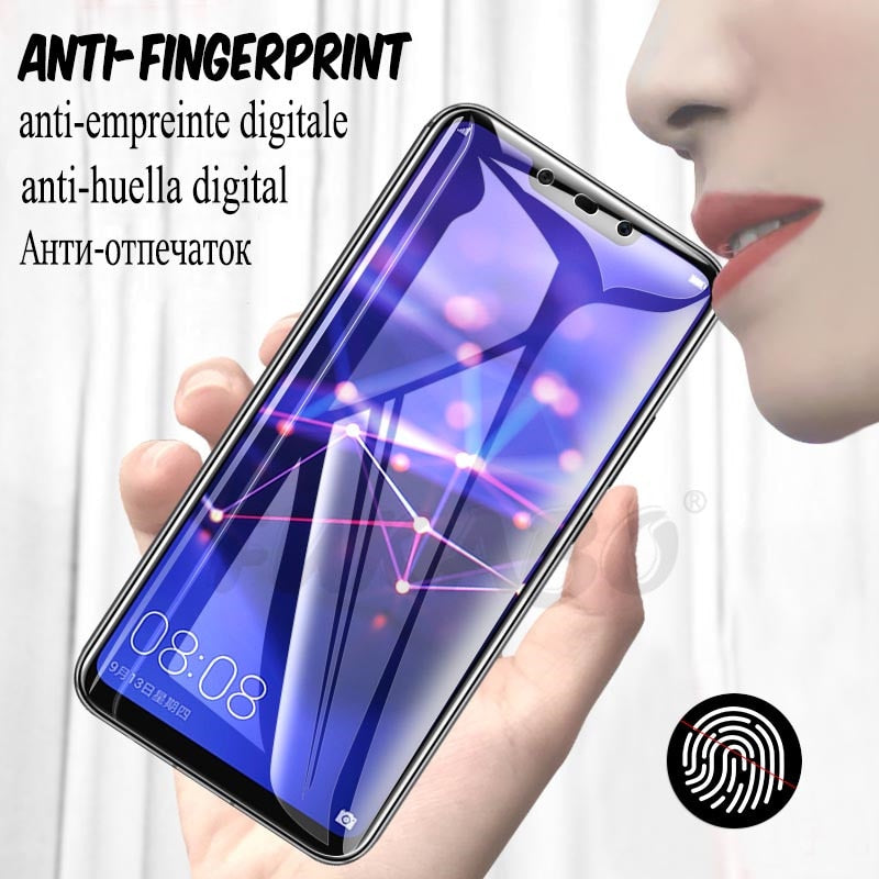 9D Full Cover Tempered glass For Huawei Mate 20 P30 Pro P20 Lite Glass P smart 2019 Protector