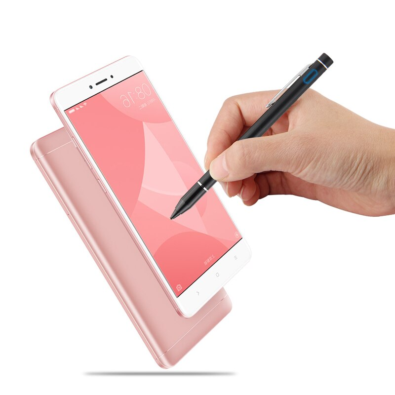 Active Stylus Pen Capacitive Touch Screen For Xiaomi Mi 6 5 A1 Max 7 Note 4 Mix 2 red 4A 5s RedMi
