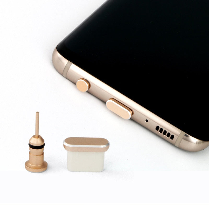 Aluminium Type C USB C Plug Set Earphone Jack 3.5 Stof Plug For Redmi Note 7 K20 Pro Accesorios Para