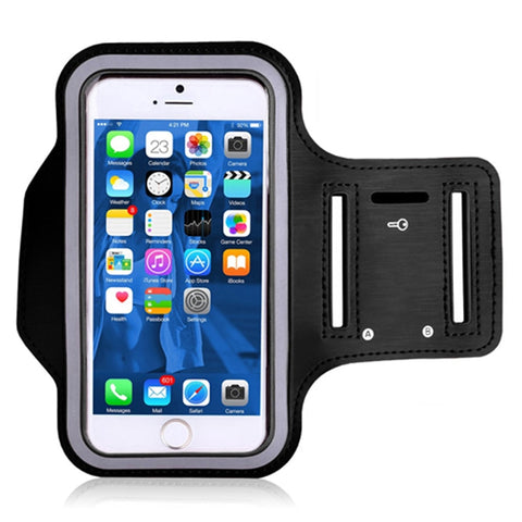 Armband For Size 4.5'' 4.7'' 5.5'' 6'' 6.3'' inch Sports Cell Phone Holder Case