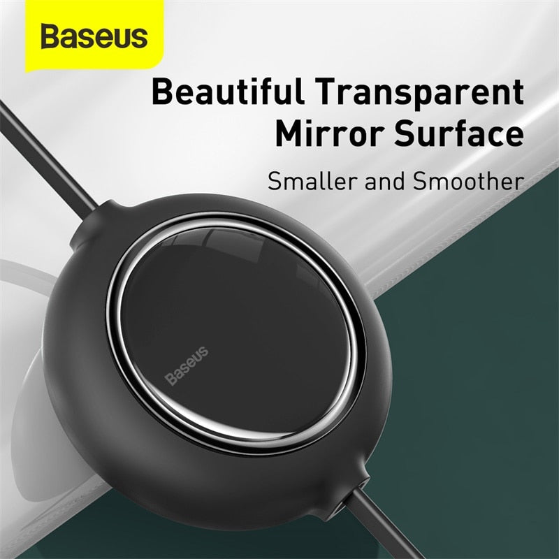 Baseus 3 In 1 USB C Cable For IPhone 12/11 Pro Max Retractable Type C Cable For Samsung And Xiaomi