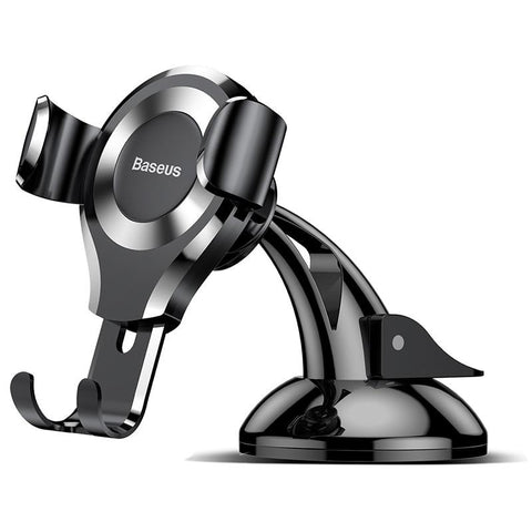Baseus Gravity Car Phone Holder For iPhone X Samsung S10 Suction Cup Car Mount Holder