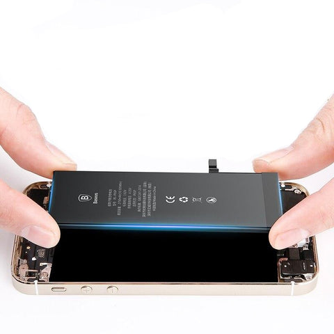Baseus Lithium Battery foriPhone 8 Plus Replacement Phone Batteries with Free Tools