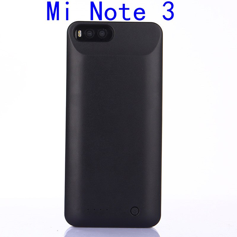 Battery Charger Case For Xiaomi Mi A1 5X Mi6 6 Mi note 3 shockproof Power Cases External Power