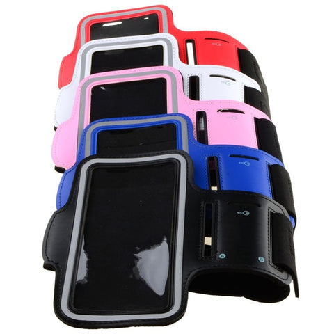 CCTHiedra Armband For Huawei P8 P9 P10 Lite Honor 8 Waterproof Gym Running Phone Bag Sport Arm