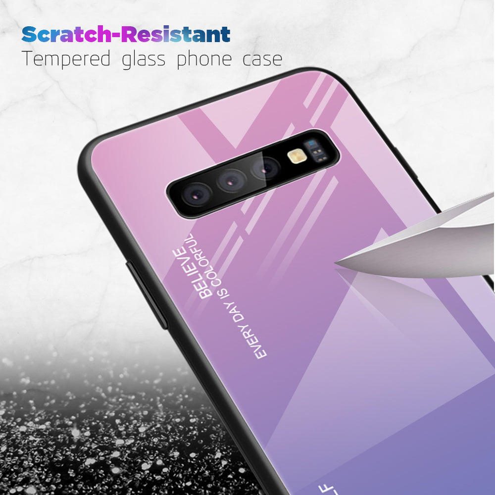 Color Case For Samsung Galaxy S10 S10e A9 A7 A8 A6 Plus 2018 A7 A5 2017 J8 J4 J6 Plus S9 S8 Plus