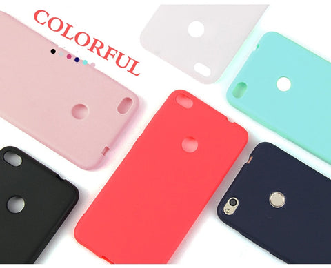 For Xiaomi Redmi 4X 4A 5A Redmi 5 Plus Mi A1 5X Note 5 5A S2 Redmi 6 6A PRO Note 7 Clear TPU and