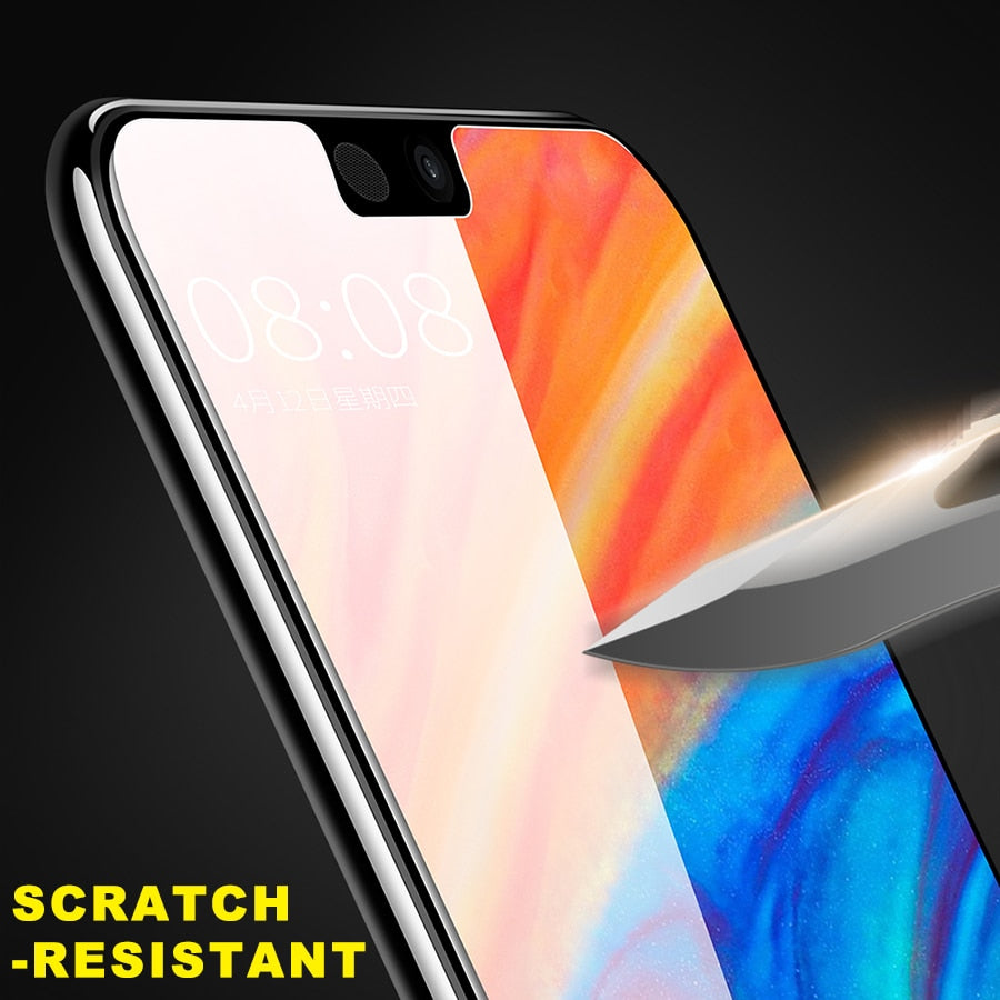 Full Cover Tempered Glass P20 Lite Glass For Huawei P20 Lite Plus Screen Protector P20Lite P 20