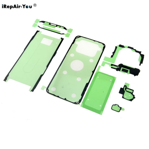 Full Set LCD screen Front Adhesive Back Cover Tape For Samsung Galaxy S9 S8 Plus Note 8 S7 Edge