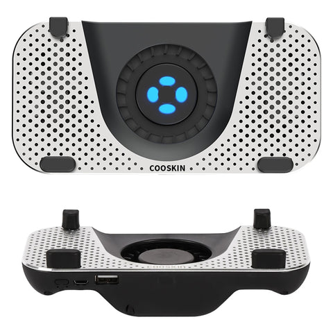 Game Pad Mobile Phone Cooler Cooling Fan Gamepad Holder Stand Quality Aluminum Alloy Radiator Mute