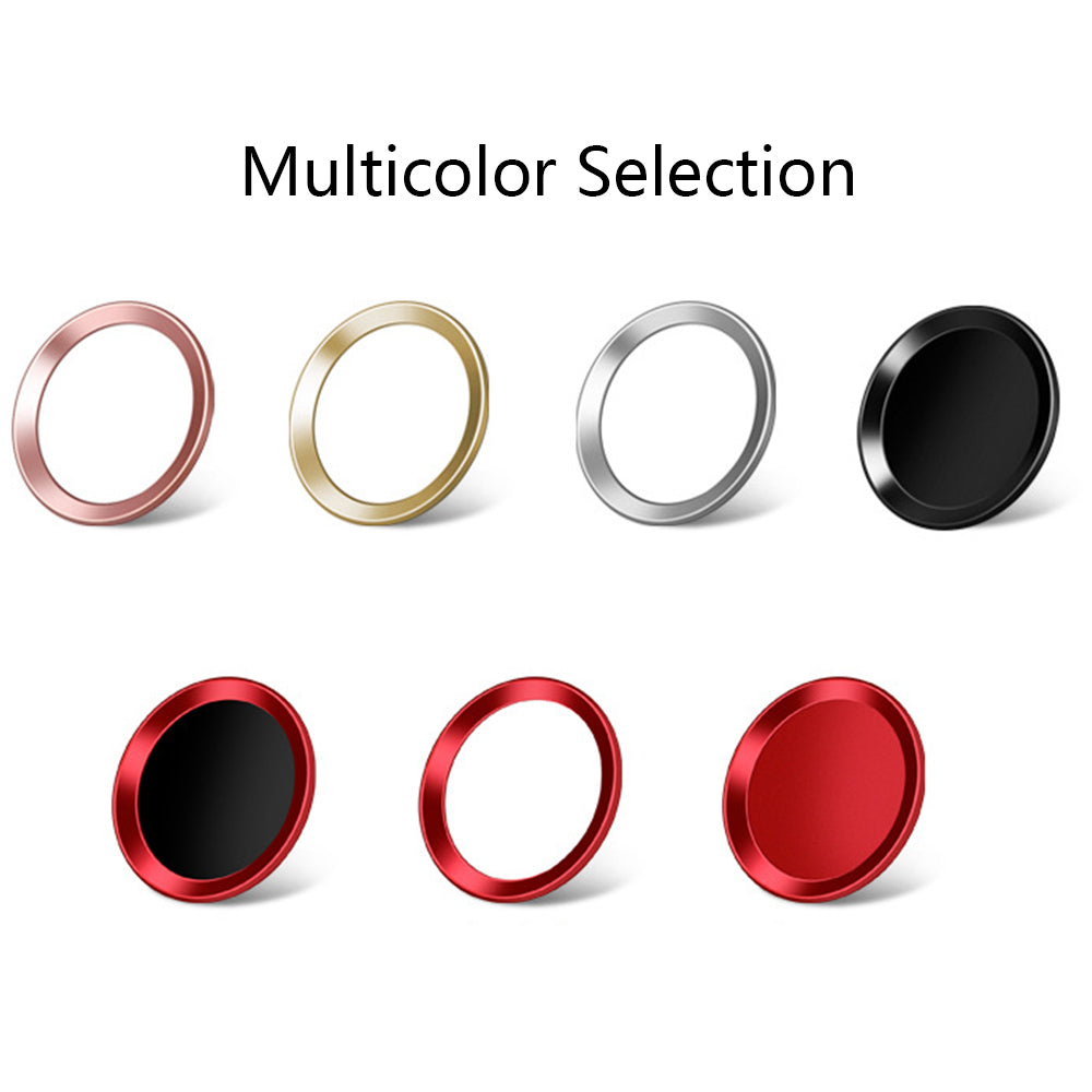 Home Button Sticker Support Protector Fingerprint Unlock Touch Key ID  Keypad Keycap For IPhone 8
