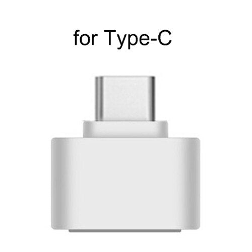 Micro USB OTG Adapter USB C OTG Adapter V8 Connector Converter for Samsung Huawei ZTE Xiaomi SONY LG