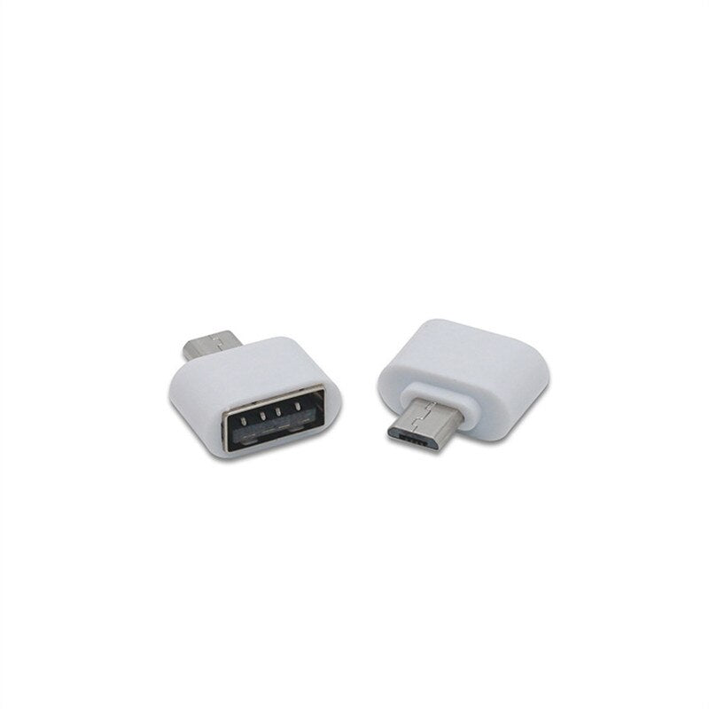 Micro USB To USB OTG Adapter 2.0 Converter For Tablet Pc to Flash Mouse Keyboard