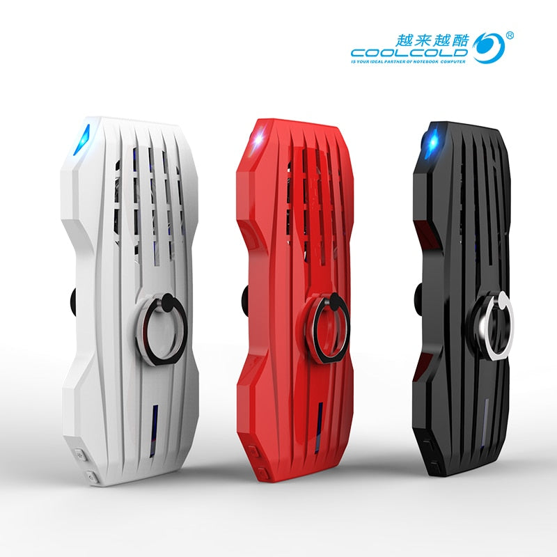 Mobile phone Cooler pad holder with power bank 2000mah for iphone Ipad Tablet/ebook/smart athletic