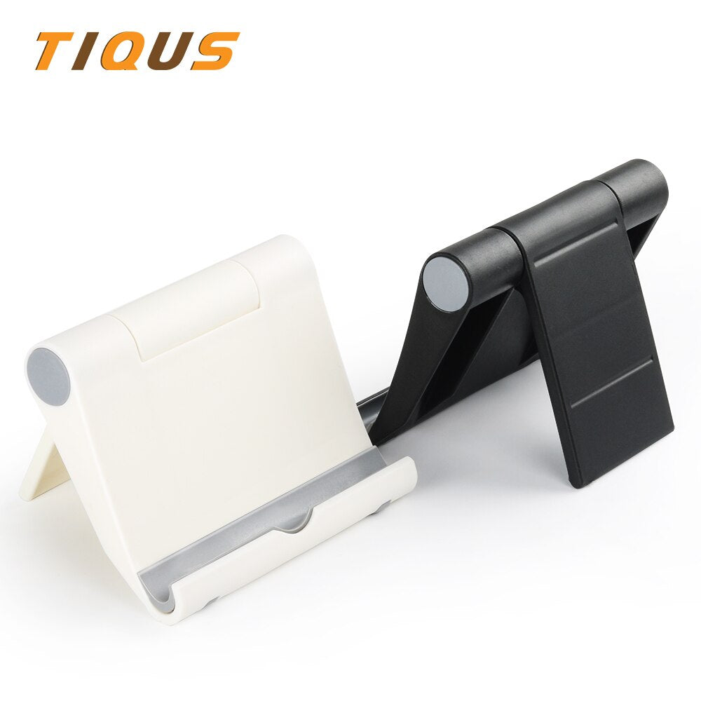 Multi-Angle Universal Cellphone Stand Holder Adjustable Portable Foldable Lazy Desktop Cell Phone