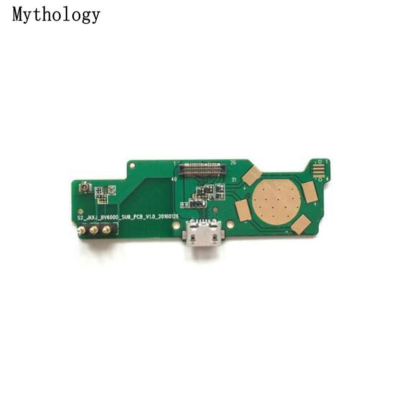 Mythology For Blackview BV6000 BV6000S USB Board Flex Cable Dock Connector 4.7 Inch Waterproof
