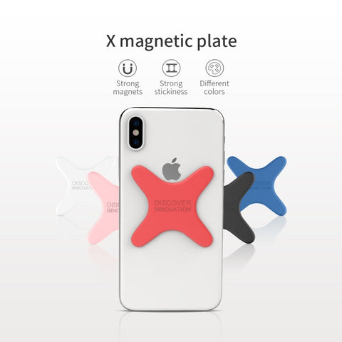 Nillkin silicone Plate Magnetic Mount Pade with Adhesive for Car wireless Charger Magnet Car Phone