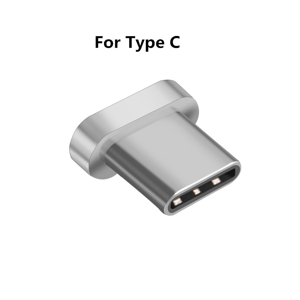 Olaf Mirco USB Connector Magnet Adapter Micro USB to Type-C for iPhone Mrico USB Charger Cable