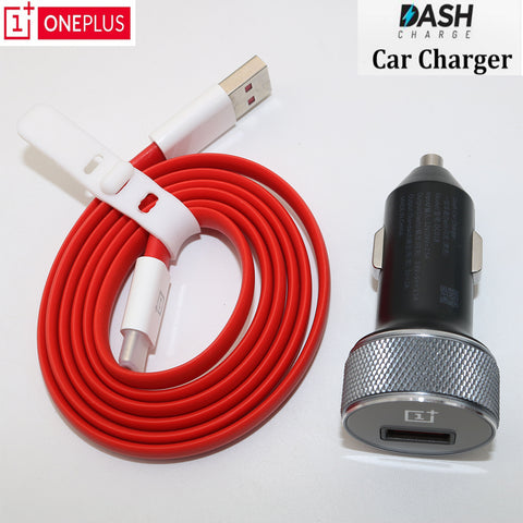 Oneplus Dash Car Charger 6T 6 5T 5 3T 3 one plus smartphone QC 3.0 quick charge Fast Charging