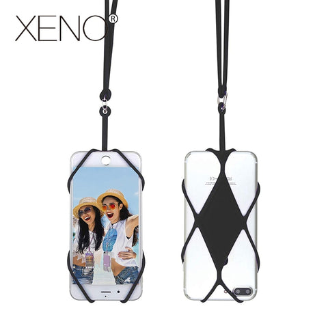 Phone Lanyard Case For iPhone 6 6s 7 8 plus Case iPhone X XS MAX 5S SE For case lanyard key