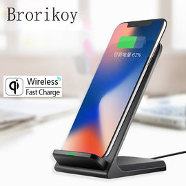 Wireless Charger for Samsung Galaxy S9 S8 Plus 5V 1 5A Qi