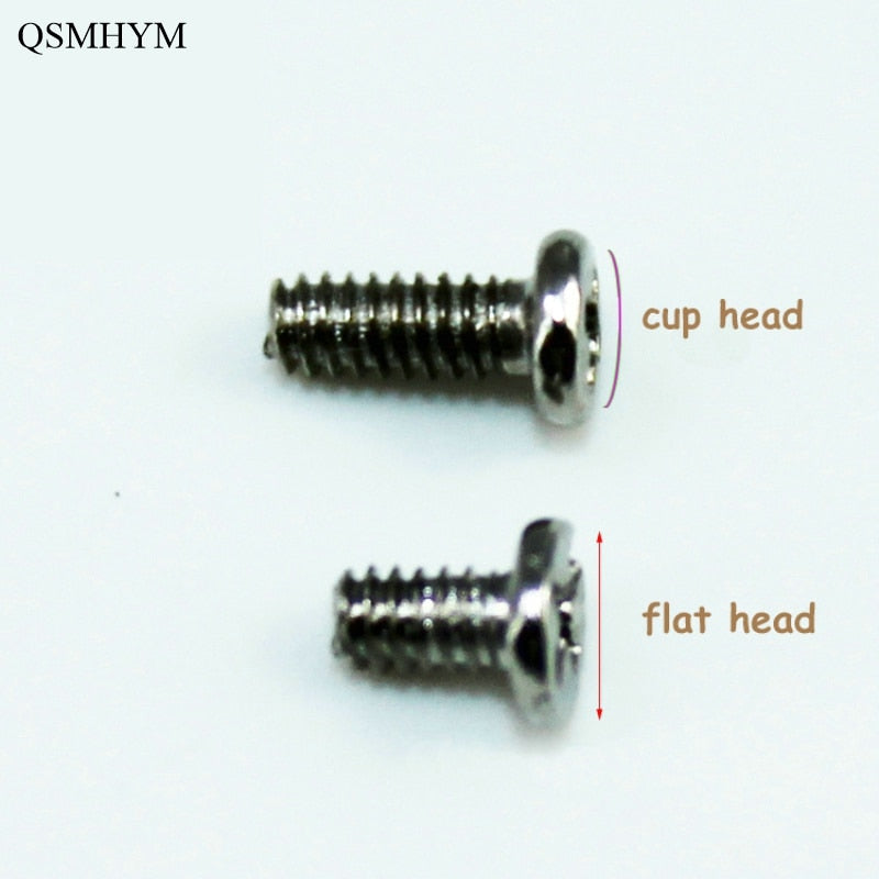 QSMHYM 20pcs Phone Cross Screw 1.4 *2.0 / 1.4*2.5 / 1.4* 3.0 / 1.4*3.5 mm For Android Huawei