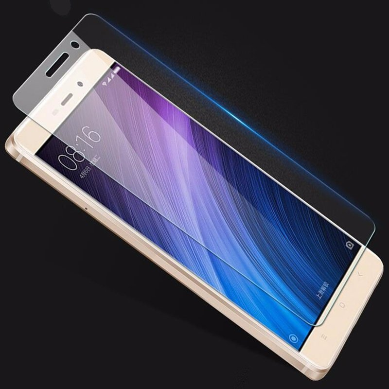 RONICAN Tempered Glass for Xiaomi Redmi 4A Screen Protector 9H 2.5D Protection Film for Xiaomi Redmi