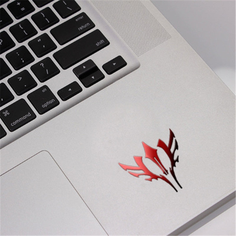 SIANCS DIY Decoration Stickers For FATE/ZERO Mobile Phone Laptop Car Anime Sticker For iPhone XS